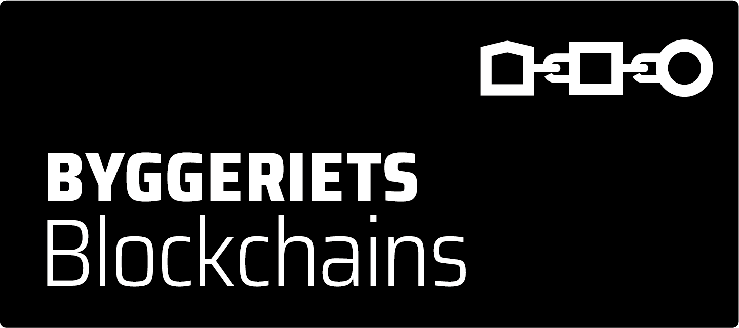 BYGGERIETS Blockchains